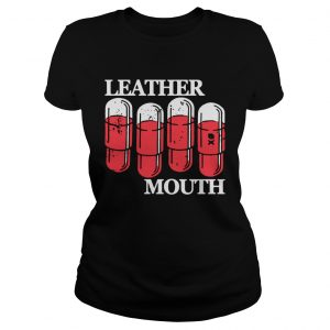 Leather Mouth  Classic Ladies
