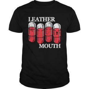 Leather Mouth  Unisex