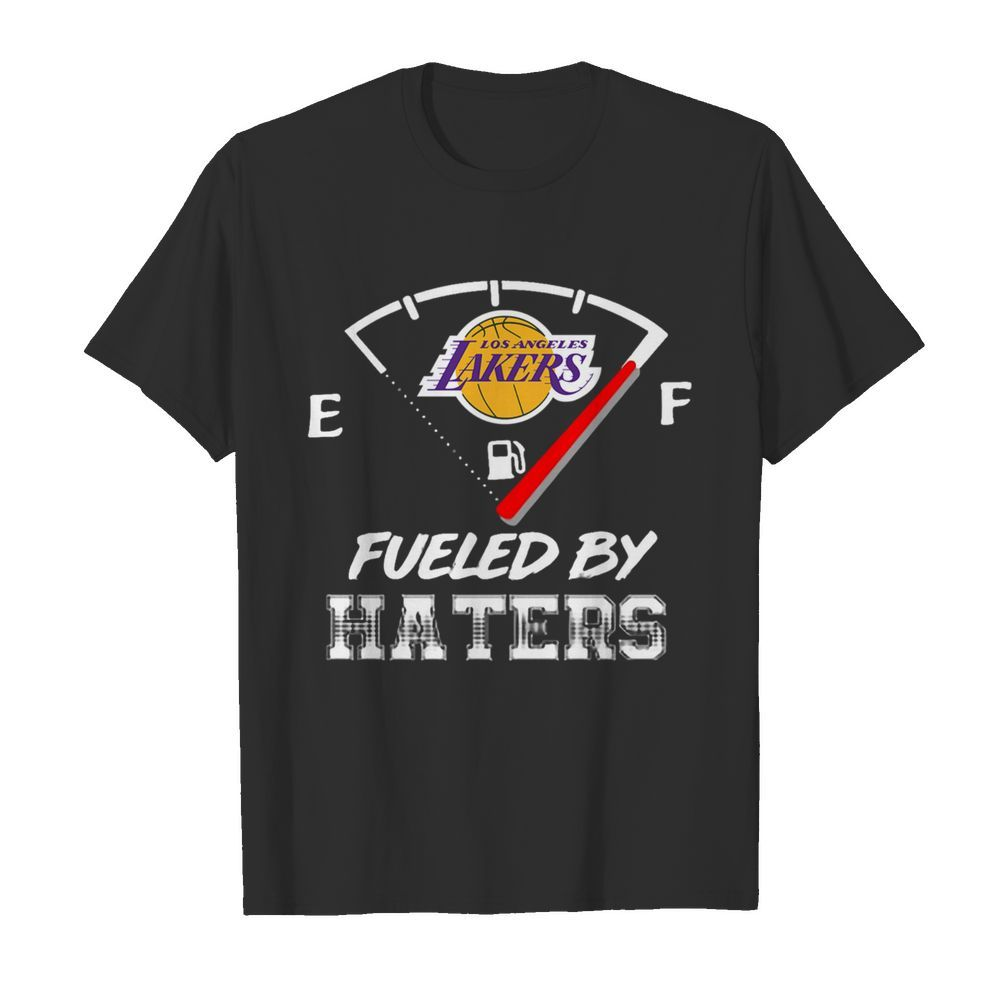 Los Angeles Lakers Nba Basketball Fueled By Haters Sports  Classic Men's T-shirt